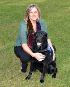 Pamela Fay and Hunter