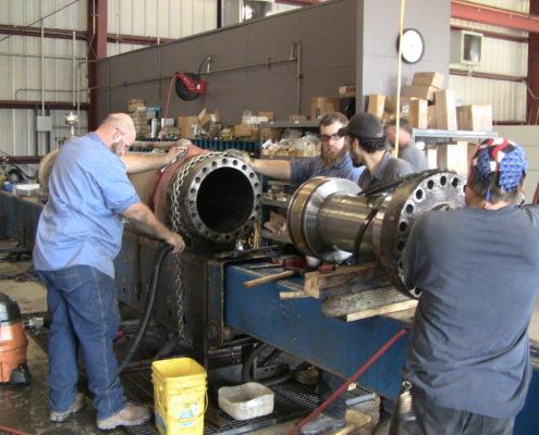 Hydraulic Services