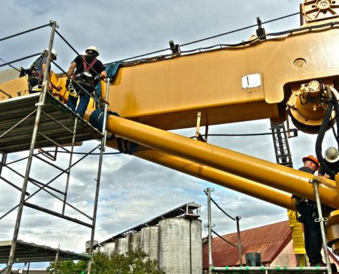 Heavy Equipment Hydraulic Services