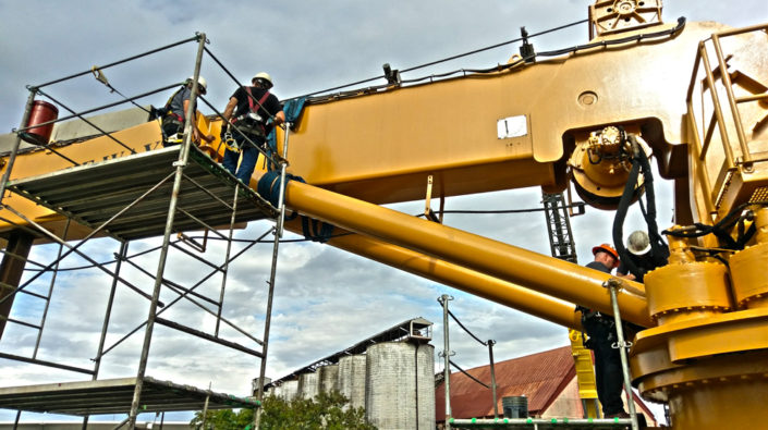 Heavy Equipment Hydraulic Services